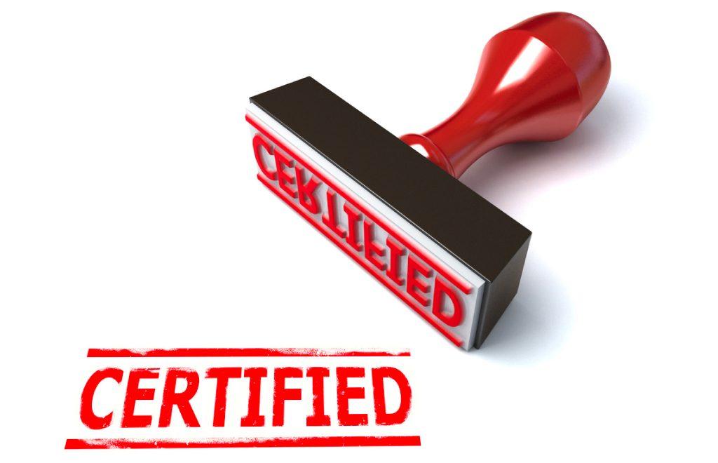 CIL China EU USA certifications