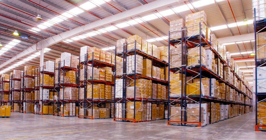 Warehouse storage fulfilment China