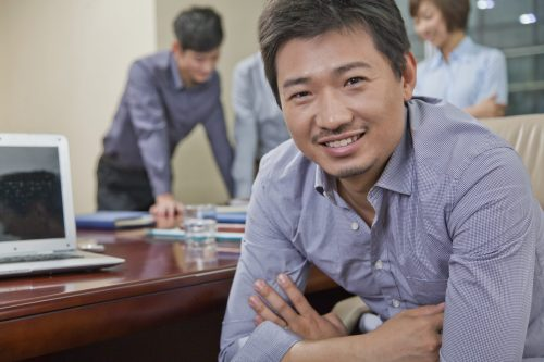 Recruitment management in China